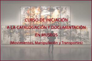 CATALOGACION Y DOCUMENTACION